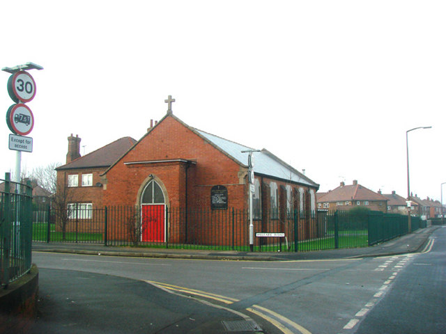 St Joseph's and St Theresa's Church, Welfare Street , Woodlands