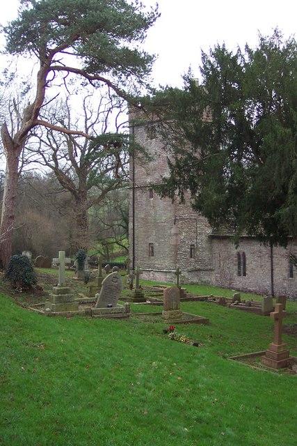 St Jerome's Llangwm
