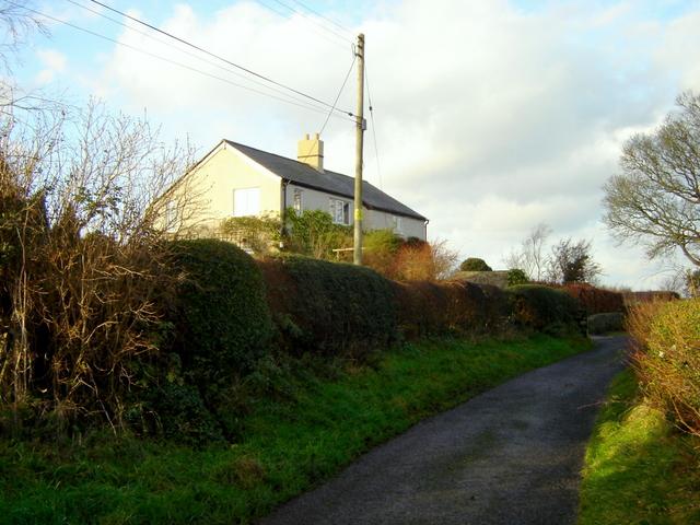 House on Ffordd y Fron