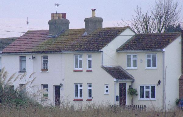 Landwick Cottages, Samuel's Corner, Essex