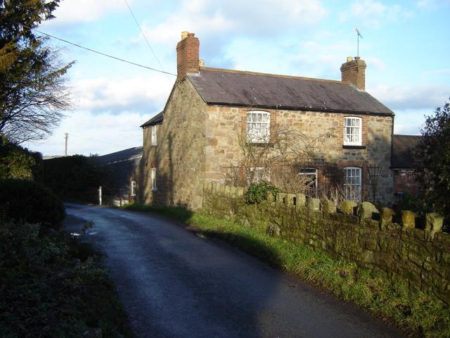 Farmhouse on Ffordd Pentre Bach, Nercwys