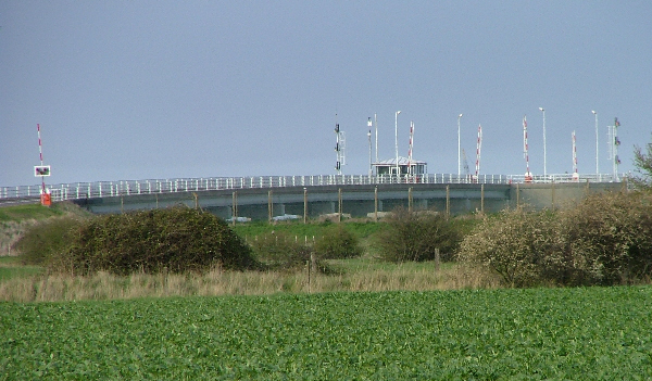 Havengore Bridge, Havengore, Essex
