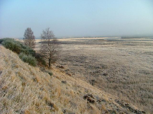 Moorland in Glen Truim