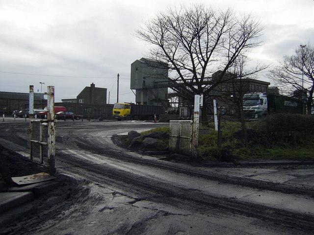 Widdrington Coal Screens