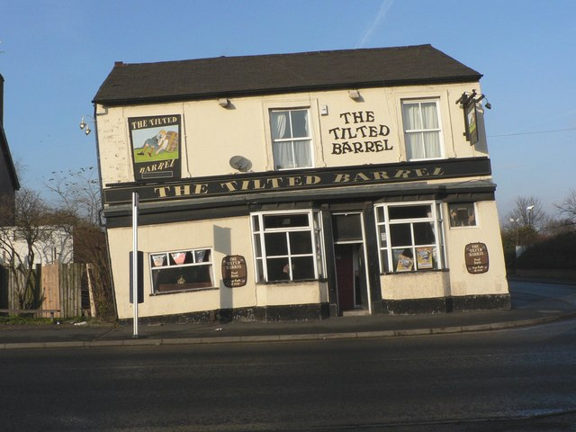 The Tilted Barrel Public House, High St, Princes End