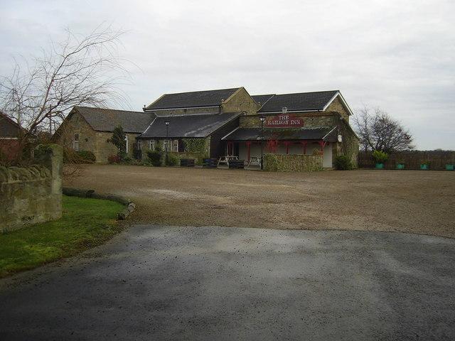 Railway Inn Acklington