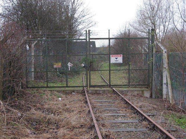 Railway to Bulmers