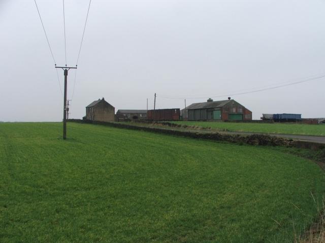 Topcliffe  Farm