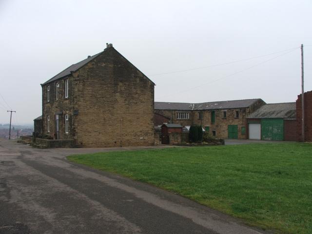 Topcliffe Farm.