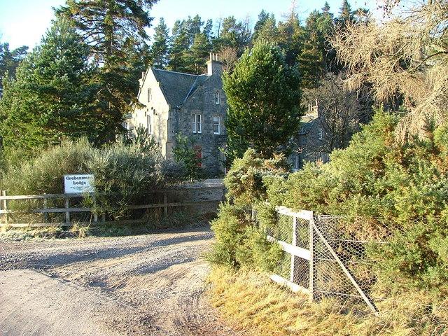 Crubenmore Lodge