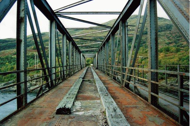 Creagan Railway Bridge