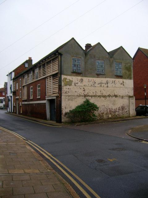 Rye Tile Company, The Strand