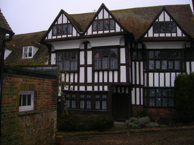 Hartshorne House, Mermaid Street