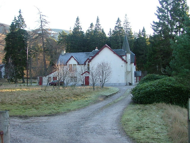 North Drumochter Lodge