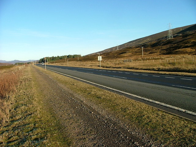 Cycleway and A9