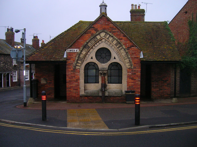 Former Public Toilets, Tower Street