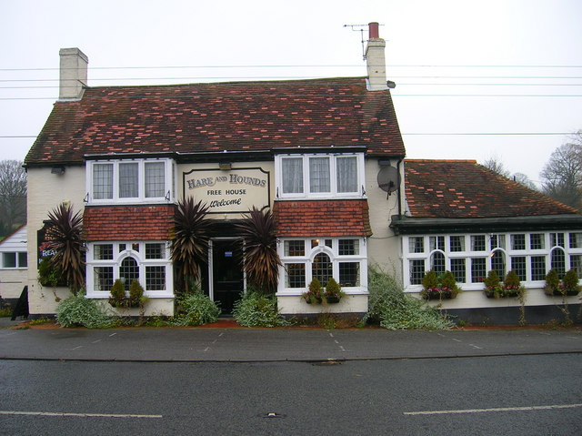 Hare and Hounds, Rye Foreign