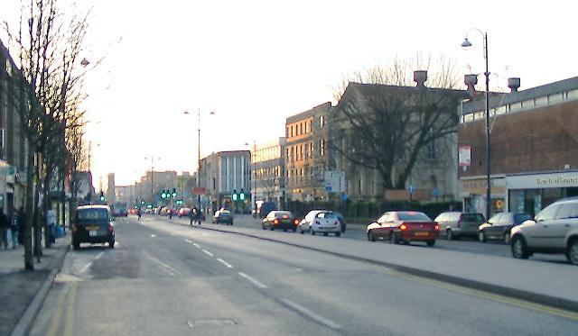 Swansea Kingsway (Recreated)