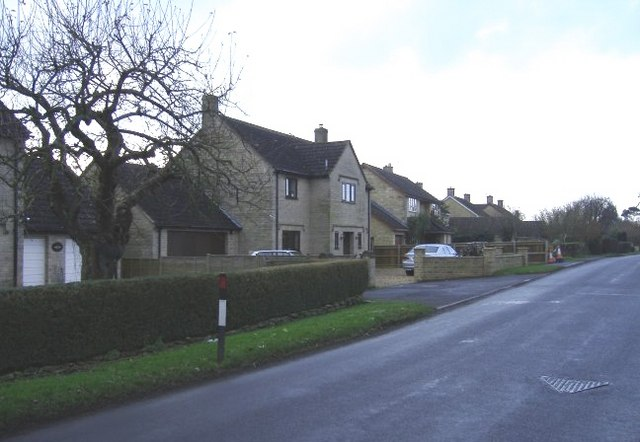 The Street, Little Somerford