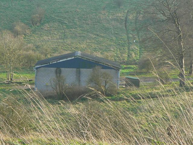 Barn, Imber Range, Salisbury Plain