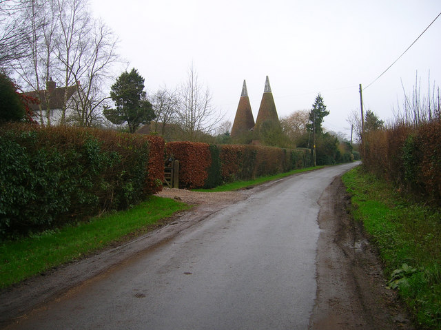 Oasthouses, Tanhouse Lane, Peasmarsh