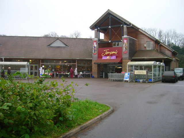 Jempson's Superstore, Peasmarsh