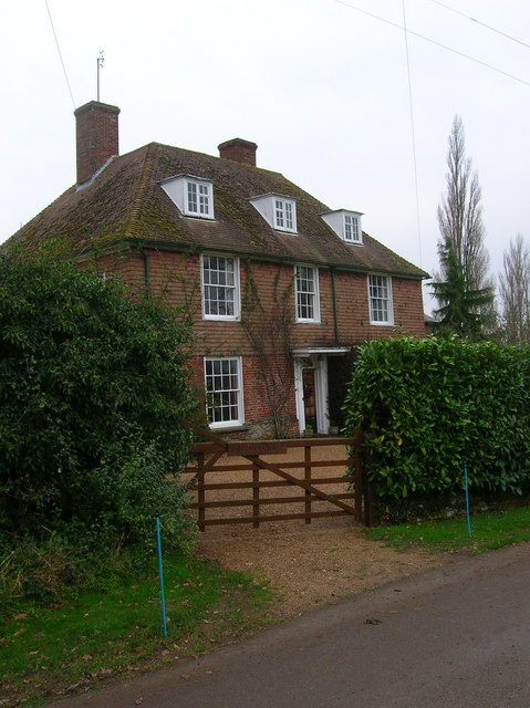 Barons Grange, Readers Lane, Iden