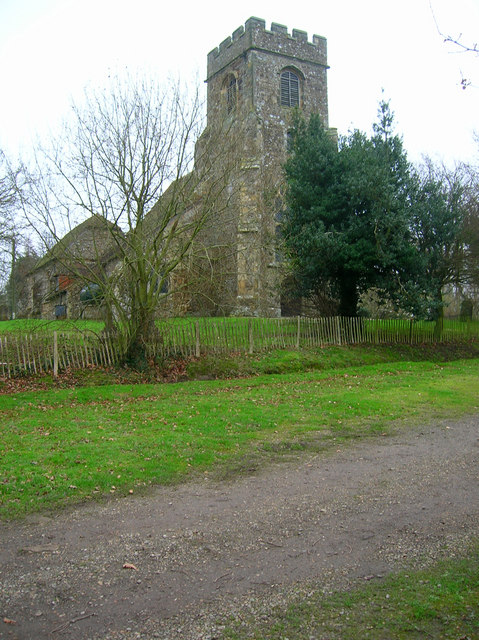All Saints Church, Iden