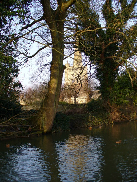 Mill Lade, Burford