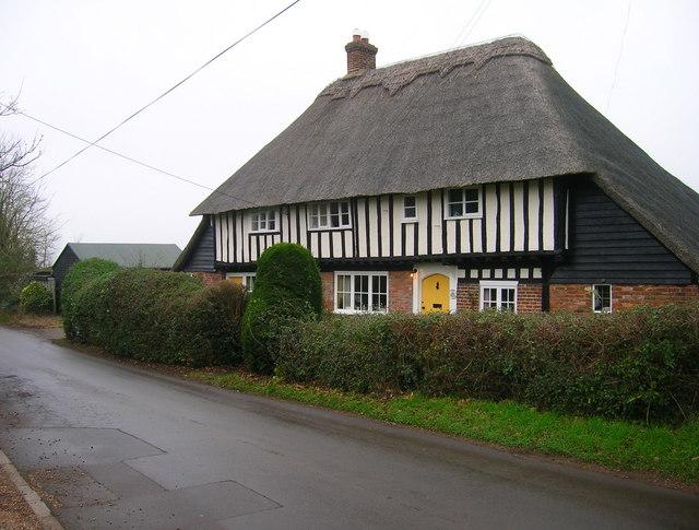Park Cottage, Church Lane