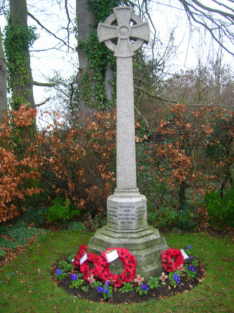 War Memorial, Iden