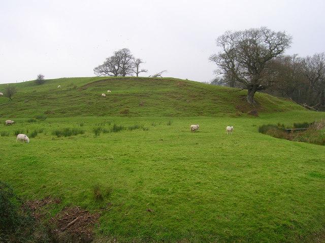 Former Sea Cliffs near Houghton Green