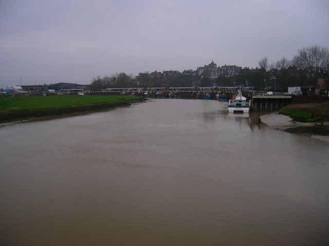 River Rother, Rye