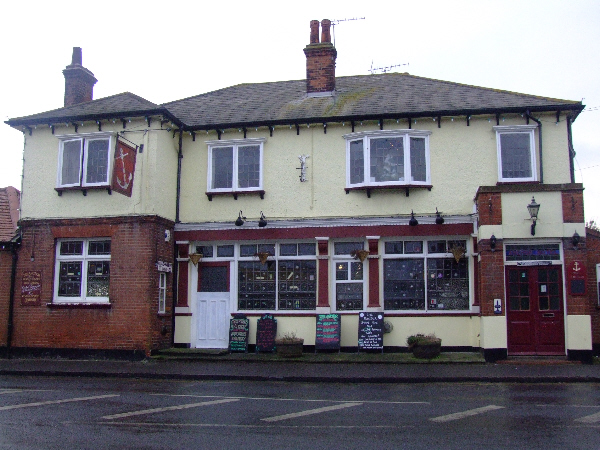 Great Wakering: The Anchor