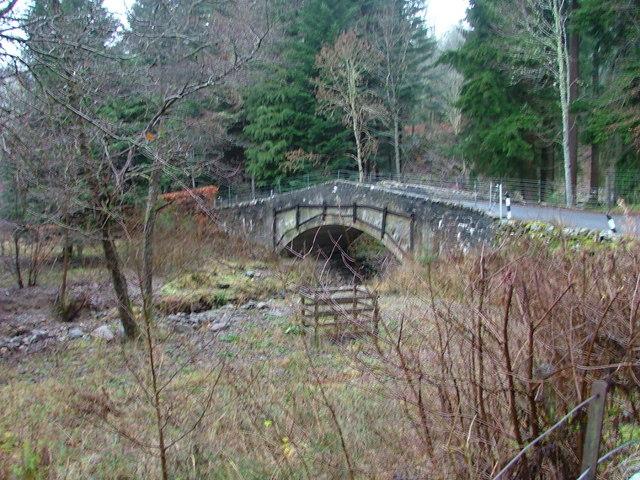 Bridge near Edradynate