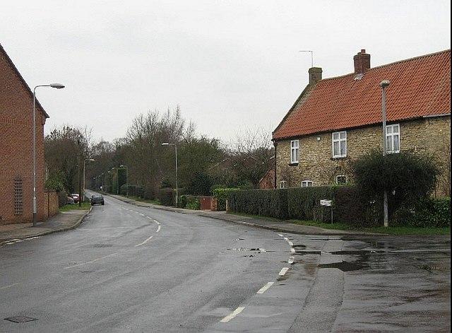Elloughton, Brantingham Road