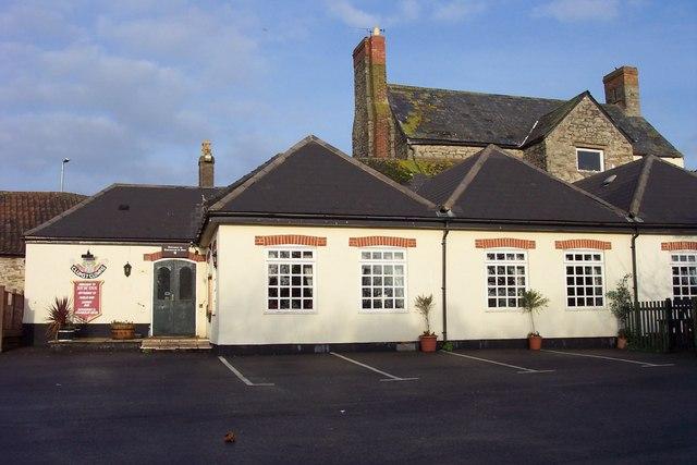 New Inn rear extension
