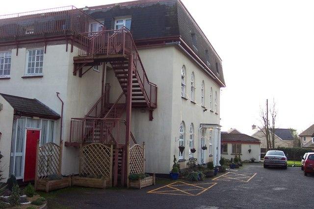 Nursing home in Crick