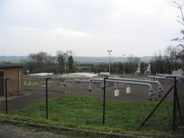 Transco gas grid station