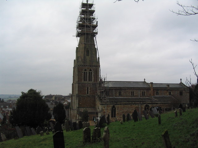 Church of St Mary Magdalene, 'Cottingham cum Middleton'