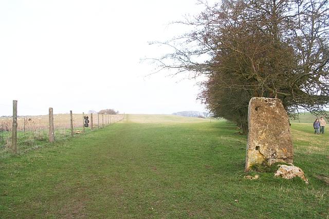 Cotswold Stone Gatepost
