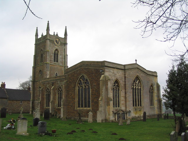 Church of St Peter, East Carlton