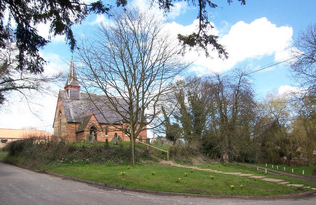 Little Cawthorpe Church