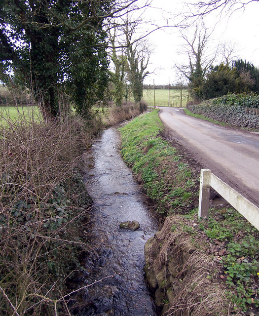 Stream at Raithby