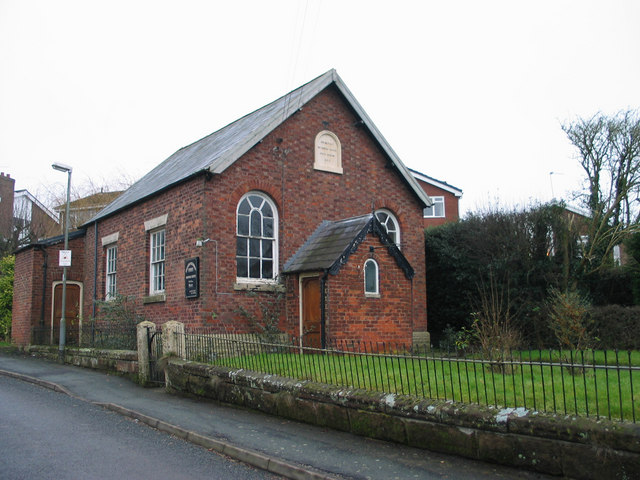 Utkinton Methodist Church