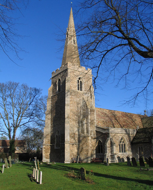 All Saints' Church, Longstanton