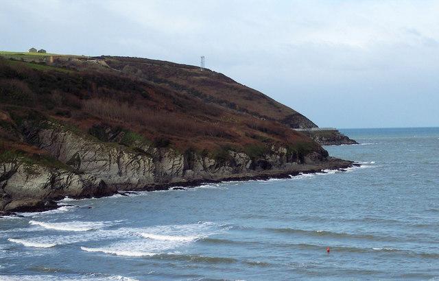 Headland at Aberporth