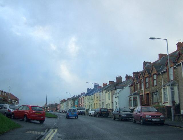 Milford Road, Haverfordwest