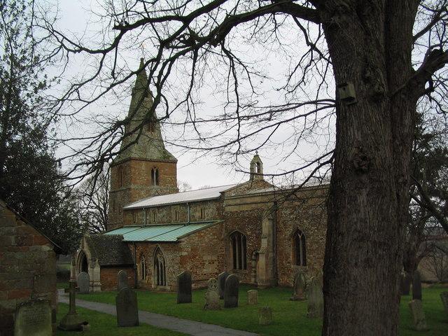 Church of All Saints, Wilbarston