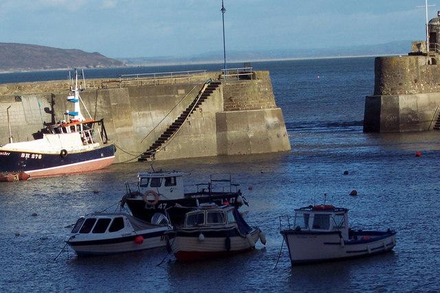 Saundersfoot Harbour